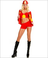 Music Legs® Firefighter Outfit ML-70146