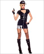 Adult S.W.A.T. Costume ML-70473