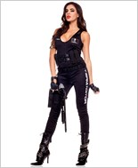 Adult Terminator Jumpsuit Costume ML-70474