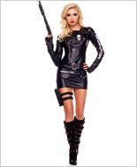 Adult Terminator Biker Costume ML-70475