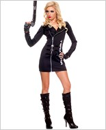 Adult Terminator Movie Costume ML-70477