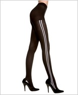 Music Legs® Opaque Tights ML-7058