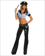 Roma® Sexy Dream Police Adult Costume RC-1242