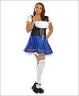 Roma® Serving Wench Sexy Adult Costume RC-1324