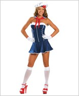 Roma® Sexy Sailor Girl Adult Costume RC-1358