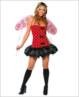 Roma® Lil Lady Bug Sexy Adult Costume RC-1468