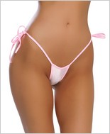 Roma® Sexy Exotic Dancer Tiny Chip Thong RC-CHIP TIE