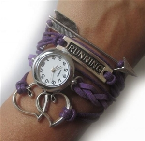 Running watch bracelet