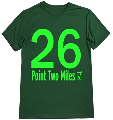 Men's marathon shirt
