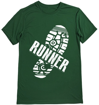 Men's running shirt - Sole Runner