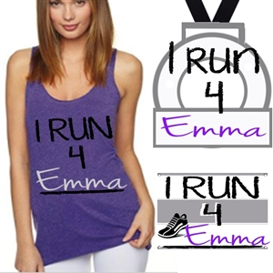I run for 4 - virtual races runs
