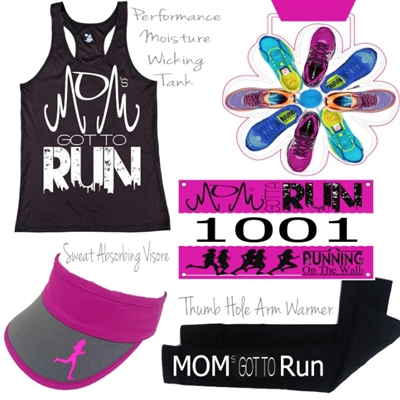 Mom's got to Run virtual race mother's day gift