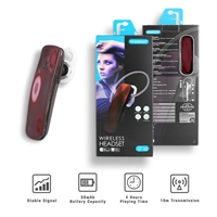 BTHF-88 RD HiFi High Performance In-Ear Wireless Bluetooth Headset