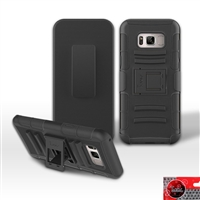 SAMSUNG GALAXY Note 8 / N950 HOLSTER COMBO CB5C BLACK
