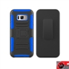 SAMSUNG GALAXY Note 8 / N950 HOLSTER COMBO CB5C BLUE