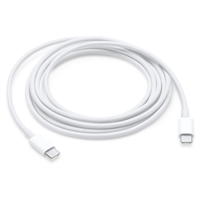 For USB-C to USB-C Cable 3 ft Fast Charging 18W USB Cable White