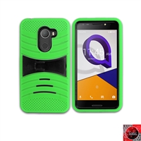 Alcatel REVVL /Walters /A30 Fierce/ 5049 Hybrid Kickstand Case HYB08 Green