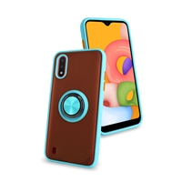 Samsung Galaxy A01 Ring case SLIM ARMOR case FOR WHOLESALE