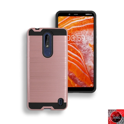 Nokia 3.1 Plus Slim Armor Case For Wholesale
