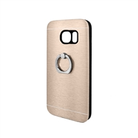 SAMSUNG GALAXY S7 EDGE METAL BRUSH CASE