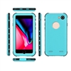 Apple iPhone 7 / iPhone 8 Redpepper Waterproof Swimming Shockproof Dirt Proof Case Cover Blue
