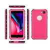 Apple iPhone 7 / iPhone 8 Redpepper Waterproof Swimming Shockproof Dirt Proof Case Cover Pink