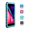Apple iPhone 7 Plus/ iPhone 8 Plus Redpepper Waterproof Swimming Shockproof Dirt Proof Case Cover Blue