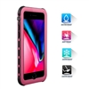 Apple iPhone 7 Plus/ iPhone 8 Plus Redpepper Waterproof Swimming Shockproof Dirt Proof Case Cover Pink