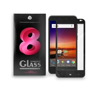 ZTE TEMPO X / N9137 Full Fit TEMPERED GLASS SCREEN PROTECTOR