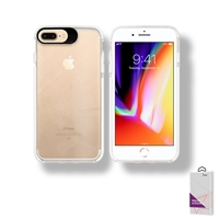 Apple iPhone 6 Plus/ 7 Plus/ 8 Plus Clear TPU Case