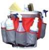 BUSY POCKETS / BUCKET CADDY Commercial Cleaning Caddy