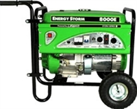 Energy Storm by Lifan Portable Generator ES8000E
