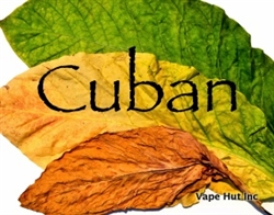 Cuban Cigar flavor E liquid