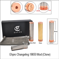 EHPro Changeling 18650 Mod (Clone)