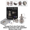KangerTech AeroTank Giant Glass Clearomizer