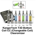 Kanger T3D Dual Coil Clearomizer