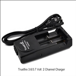 TrustFire TR-001 Lithium Ion Battery 2 Channel Charger