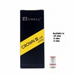 UWell Crown 3 Coil (4 pack)