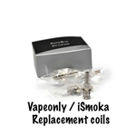 Vapeonly BCC coil replacement