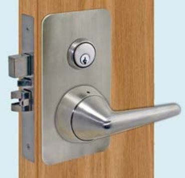 Cal Royal Sc8070lg Heavy Duty Grade 1 Mortise Lockset