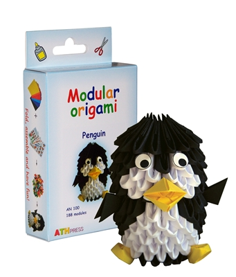 Modular Origami Kit - Penguin