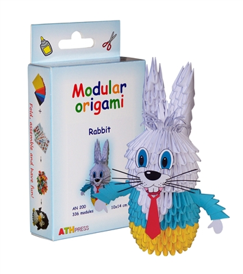 Modular Origami Kit - Rabbit