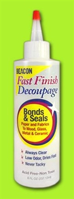 Fast Finish Decoupage Glue by Beacon Adhesives
