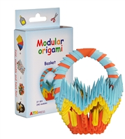 Modular Origami Kit - Basket