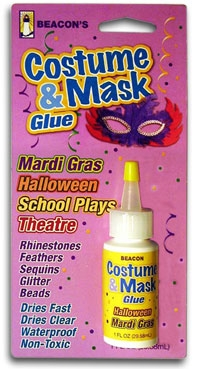 Costume & Mask by Beacon Adhesives
