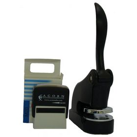 Black Gift Notary Basic Package with S/I Expiration Stamp