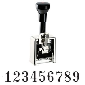 9 Wheel Manual Numbering Machine Model 732-9
