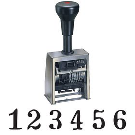 Economy Numbering Stamp Machine Model B6-532