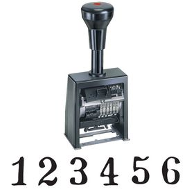Economy Sequential Numbering Stamp Model B-600