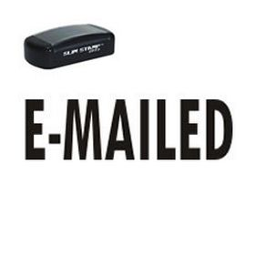 Slim Pre-Inked E-Mailed Stamp